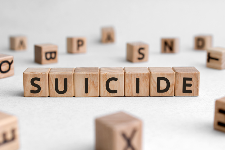 Texas suicide lawyer